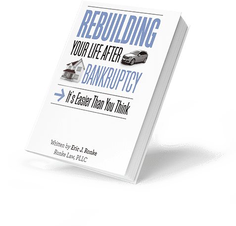 Rebuilding Your Life After Bankruptcy Book